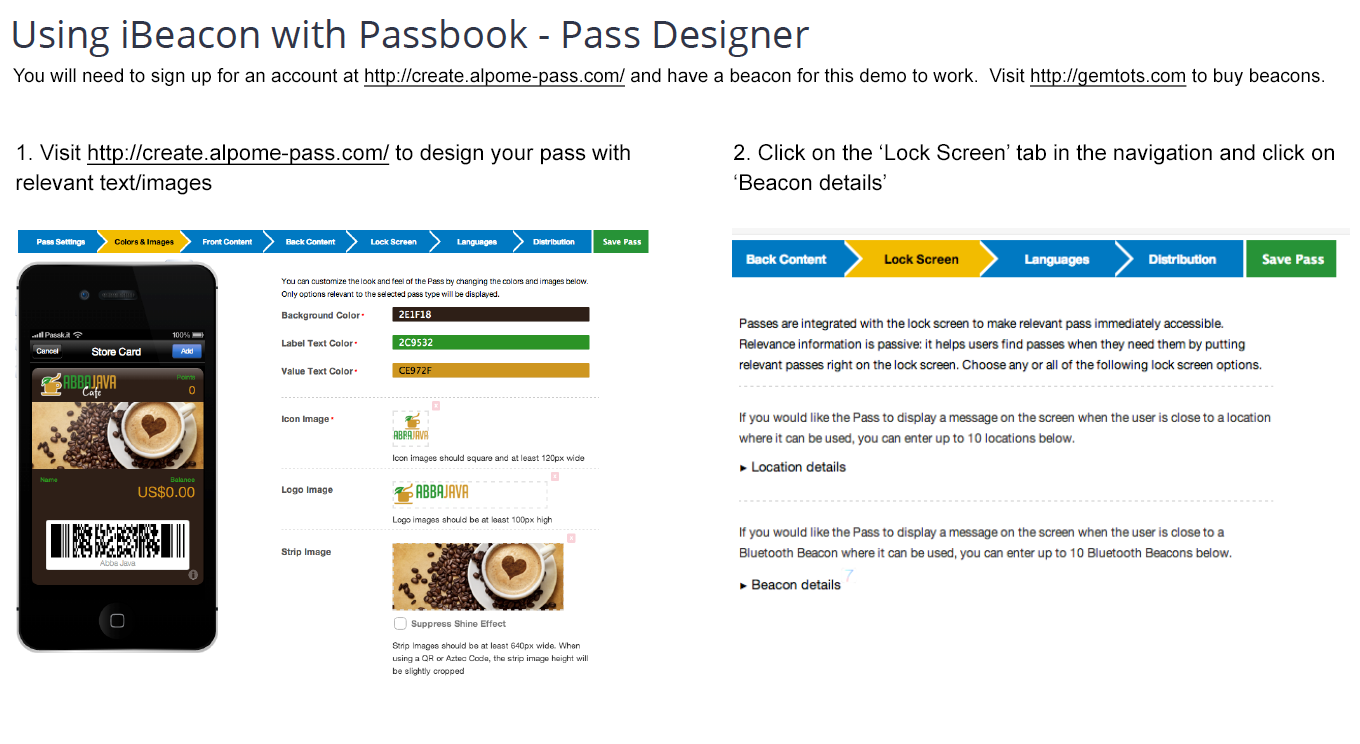 Design Pass Guide